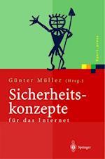 Sicherheitskonzepte Fur Das Internet (Xpert.press)