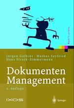 Dokumenten-Management af Hans Strack-Zimmermann, Jurgen Gulbins, Markus Seyfried