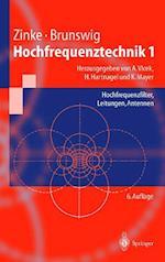 Hochfrequenztechnik 1 (Springer-lehrbuch)