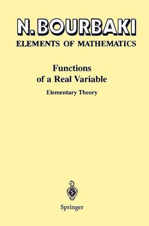 Functions of a Real Variable
