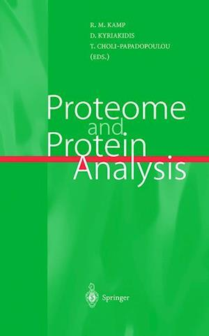 Proteome and Protein Analysis
