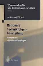 Rationale Technikfolgenbeurteilung af Armin Grunwald