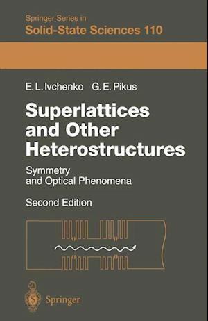 Superlattices and Other Heterostructures