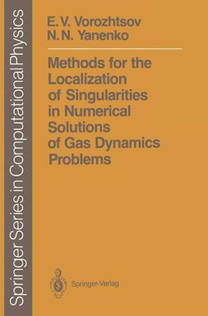 Methods for the Localization of Singularities in Numerical Solutions of Gas Dynamics Problems