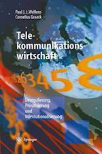 Telekommunikationswirtschaft af Paul J J Welfens
