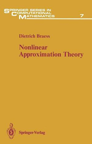 Nonlinear Approximation Theory