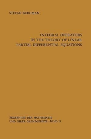 Integral Operators in the Theory of Linear Partial Differential Equations