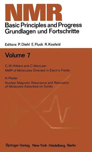 NMR Basic Principles and Progress / NMR Grundlagen und Fortschritte