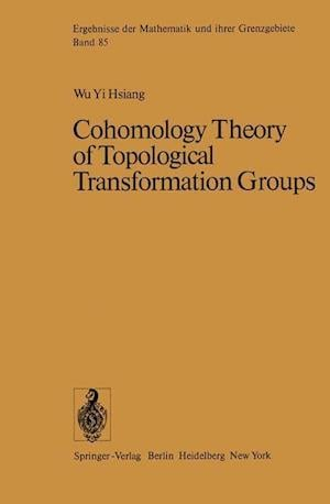 Cohomology Theory of Topological Transformation Groups