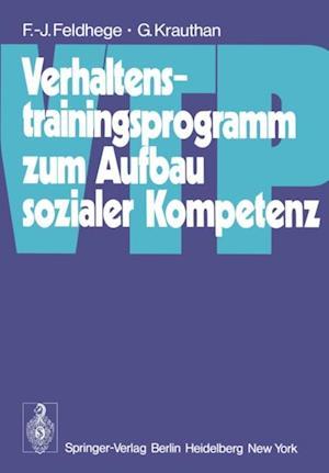 Verhaltenstrainingsprogramm zum Aufbau sozialer Kompetenz (VTP)