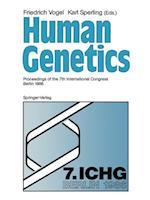 Human Genetics af Friedrich Vogel