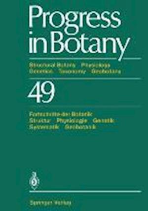 Progress in Botany : Structural Botany Physiology Genetics Taxonomy Geobotany Fortschritte der Botanik Struktur Physiologie Genetik Systematik Geobota