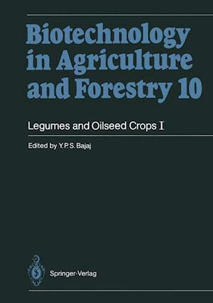 Legumes and Oilseed Crops I