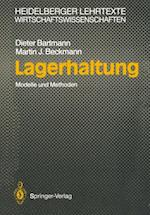 Lagerhaltung af Dieter Bartmann, Martin J. Beckmann