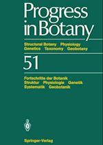 Progress in Botany af Hubert Ziegler