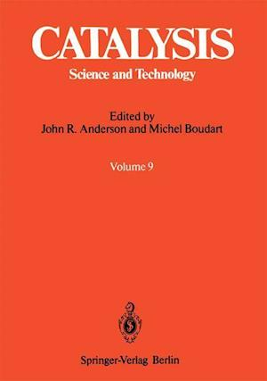 Catalysis : Science and Technology