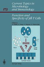 Function and Specificity of γ/δ T Cells (CURRENT TOPICS IN MICROBIOLOGY AND IMMUNOLOGY, nr. 173)
