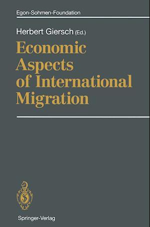 Economic Aspects of International Migration