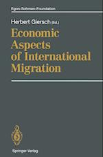 Economic Aspects of International Migration af Herbert Giersch