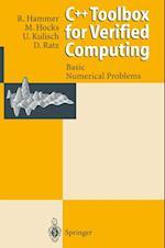 C++ Toolbox for Verified Computing I