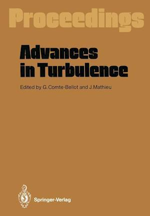 Advances in Turbulence : Proceedings of the First European Turbulence Conference Lyon, France, 1-4 July 1986
