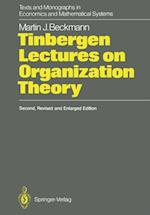 Tinbergen Lectures on Organization Theory af Martin J. Beckmann