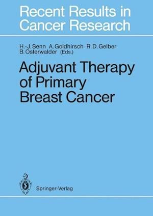 Adjuvant Therapy of Primary Breast Cancer