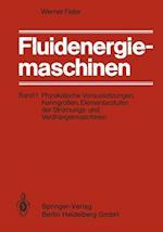 Fluidenergiemaschinen af Werner Fister
