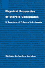 Physical Properties of Steroid Conjugates af Seymour Bernstein