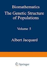 The Genetic Structure of Populations af A. Jacquard