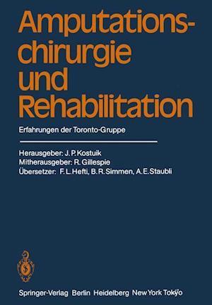 Amputationschirurgie und Rehabilitation