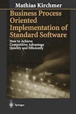 Business Process Oriented Implementation of Standard Software af Mathias Kirchmer