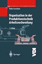 Organisation in der Produktionstechnik 3 (Vdi-Buch)