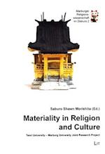 Materiality in Religion and Culture (Marburger Religionswissenschaft Im Diskurs, nr. 2)