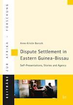 Dispute Settlement in Eastern Guinea-Bissau (Beitrage zur Afrikaforschung, nr. 72)