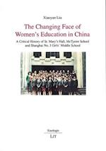 The Changing Face of Women's Education in China (Sinologie, nr. 5)