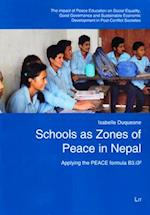 Schools as Zones of Peace in Nepal (Studies on Education, nr. 4)