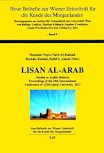Lisan Al-Arab (Neue Beihefte Zur Wiener Zeitschrift Fur die Kunde Des Morge, nr. 9)