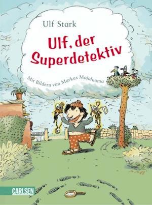 Ulf, der Superdetektiv af Ulf Stark