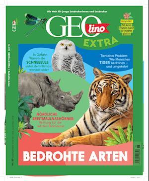 GEOlino Extra / GEOlino extra 89/2021 - Bedrohte Arten