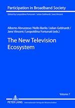 New Television Ecosystem af Julian Gebhardt