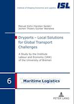 Dryports - Local Solutions for Global Transport Challenges
