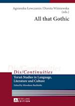 All that Gothic