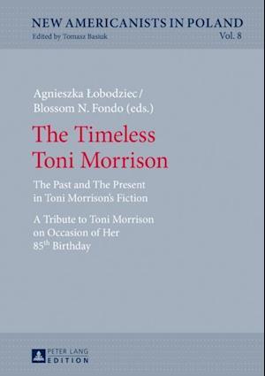 Timeless Toni Morrison