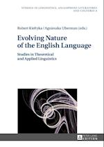 Evolving Nature of the English Language
