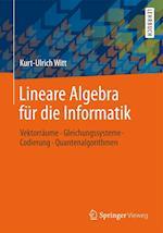 Lineare Algebra Fur Die Informatik af Kurt-Ulrich Witt