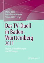 Das TV-Duell in Baden-Wurttemberg 2011