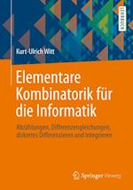 Elementare Kombinatorik fur die Informatik