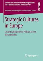 Strategic Cultures in Europe af Bastian Giegerich