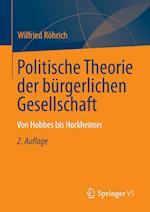 Politische Theorien Zur Burgerlichen Gesellschaft af Wilfried Rohrich